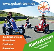 Gokart Team® bei Youtube